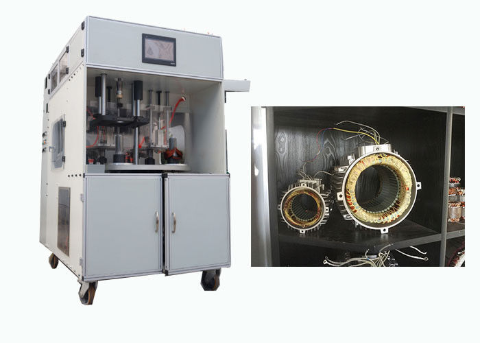 Full - Automatic WindingInserting And Drifting Machine for Motor Stator