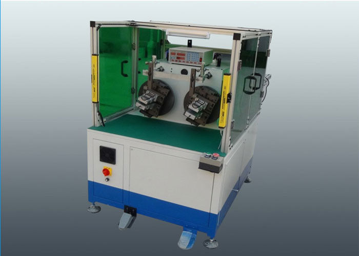 Electric Car Motor Automatic Stator Coil Winding Machine SMT-WR100