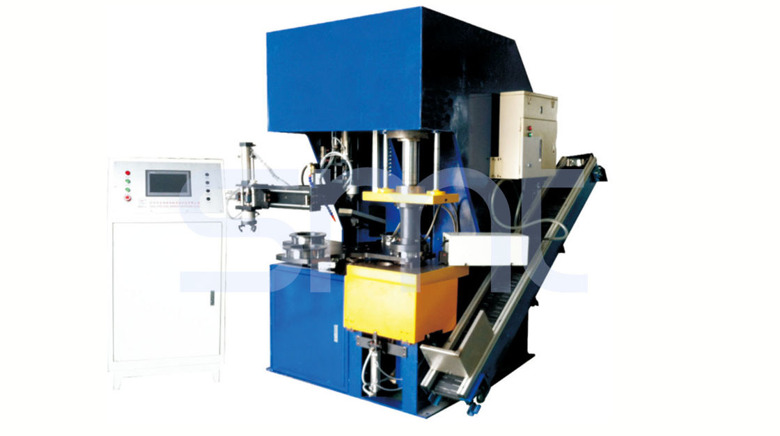 Precise Wedge Cutting Machine Automatic Die - Casting Rotor For Washing Machine Motor
