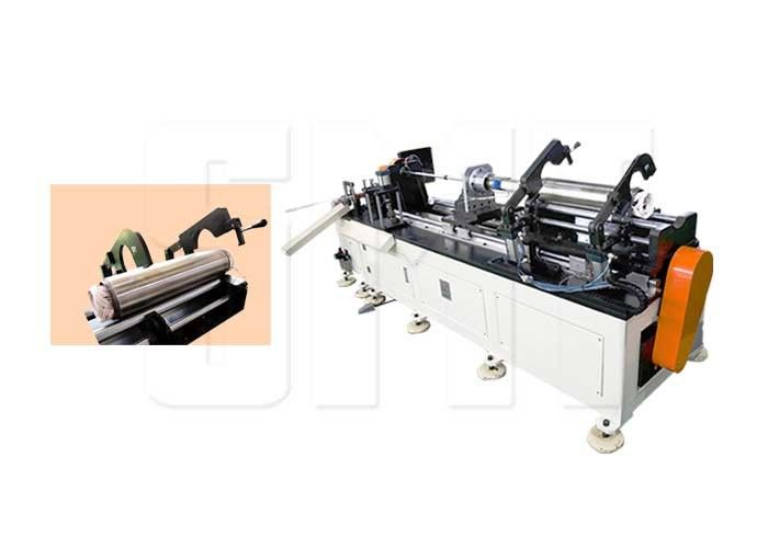 Horizontal Stator Winding Inserting Machine For Deep Well Pump Motors SMT - QX600